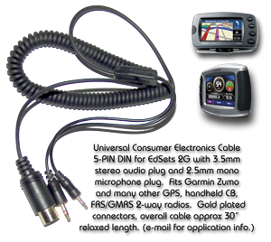 Garmin Zumo GPS Cable for 2G